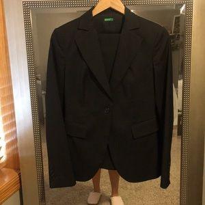 All Black Classic Women's Suit
